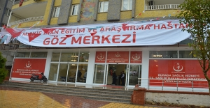 Anadolu Göz Merkezi Açıldı