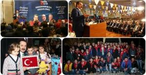 Bakan Çelik: Ortadoğu'da Huzurun H'si Bile Kalmadı