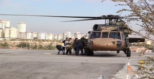 El Bab#039;daki Yaralı Askerler Türkiye#039;ye...