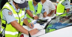 Akçakale'de 30 kişiye ceza kesildi