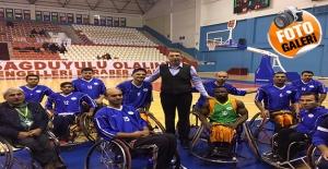 Engelli Sporcuları Yalnız Bırakmadı