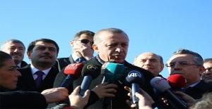 Erdoğan: Halkım Faiz Lobisine Prim Vermemeli