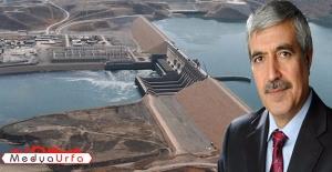 Karakeçili Birecik Barajı Müdürü Oldu