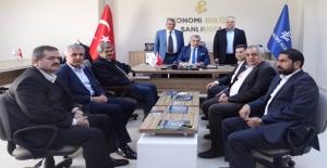 Metin Külünk Şanlıurfa'da