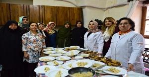 Şanlıurfa'da Kadınlar Geleneksel Lezzetleri Öğreniyor