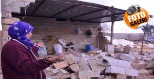 Şanlıurfa'da Sağanak ve Fırtına Etkili Oldu