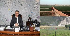 Şanlıurfa'nın Ekonomik Kurtuluşu Sulama Projeleri
