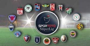 Spor Toto Süper Lig 20. Hafta Programı