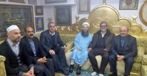 Urfalı Hayırseverler Cübbeli'yi Ziyaret Etti