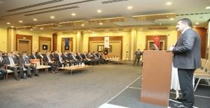 Başkan Ekinci Yatırımcıları Şanlıurfa'ya Çekmeliyiz