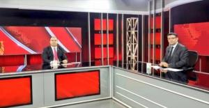 Başkan Nihat Çiftçi Şanlıurfa'yı Anlattı