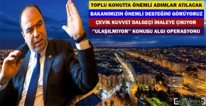 Başkan Çiftçi Gündemi Sedat Atilla'ya Değerlendirdi