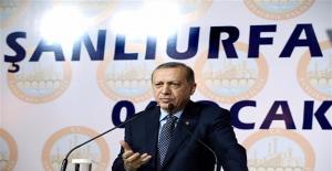 Cumhurbaşkanı Erdoğan: Türkiye Umudun Adı Oldu