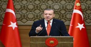 Erdoğan Urfalı Muhtarları Ağırladı