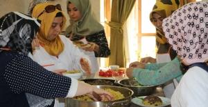 Geleneksel Mahalli Yemek Kursları Başlıyor