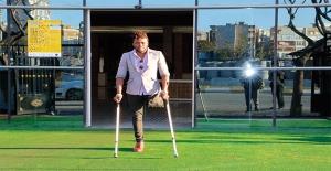 """Kenyalı Engelli Sporcu """"Altın Bilezik"""" Peşinde"""