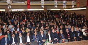 """""""Kudüs Şairi"""" Mehmet Akif İnan Şanlıurfa'da Anıldı"""