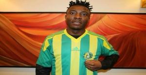 Nijeryalı Futbolcu Şanlıurfaspor'da