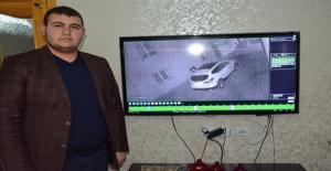 Siverek'te Bir Otomobil Kundaklandı