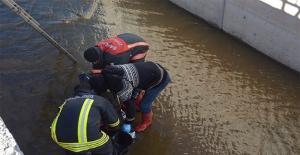 Siverek'te Sulama Kanalında Erkek Cesedi Bulundu
