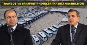 Urfa Büyükşehir Belediye İle Ulaşımda Çığır Açıyor