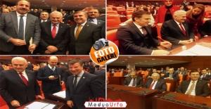 Urfalı Milletvekillerin Başbakan Yıldırım Sevgisi