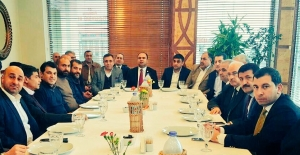 Urfalı Başkanlar, İstanbul'daki Urfalıları Yalnız Bırakmadı