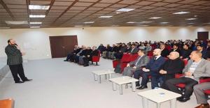 Viranşehir'de Din Görevlileri İstişare Toplantısı