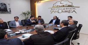 DSİ ve Büyükşehir Ortak Yürüttükleri Projeleri Değerlendirdi