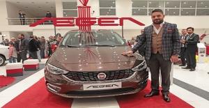 Fiat Egea'nın Satış Rakamı 45 Bini Geçti