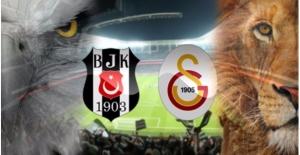 Galatasaray-Beşiktaş Derbisinde 341. Randevu