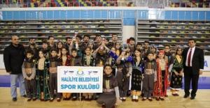 Haliliye Belediyespor'dan Büyük Başarı
