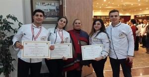 Harran Üniversitesi Aşçılarına Bir Ödül Daha