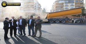 Mehmet Akif İnan Hastanesi Nihayet Otoparka Kavuştu