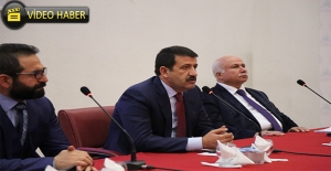 Referanduma Doğru Eyyübiye Belediyesi'nden Önemli Panel