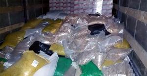 Şanlıurfa'da Kuş Yemleri Arasında Uyuşturucu Sevkiyatı