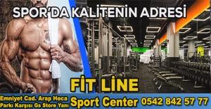 Şanlıurfa Fit Line Sport Center Sizleri...