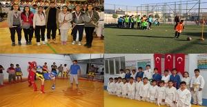 Şanlıurfa Gençliği Büyükşehir'le Spora Yöneliyor