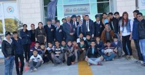 Şanlıurfa İpekyol Gençlik Merkezi Gazileri Unutmadılar