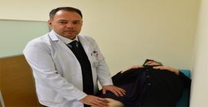 Şanlıurfa'da Diz Ameliyatını Öteleyebilen Ödüllü Yöntem Geliştirdiler