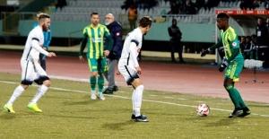 Şanlıurfaspor Play-Off Yarışında Yara Aldı