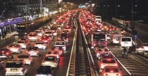 Türkiye Trafik Sıkışıklığında Dünyada İlk 10'da