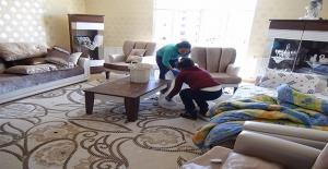 Viranşehir'de Saldırının İzleri Temizleniyor