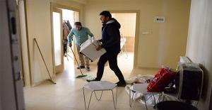 Viranşehir'de Yaralar Sarılıyor