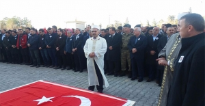 Viranşehir Şehidi Toprağa Verildi