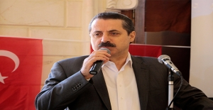 Bakan Çelik: Suriye'ye Mazlumların Elinden Tutmak İçin Girdik