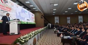 Bakan Çelik Tarımsal ''Eğitim Seferberliği''ni Urfa'dan Başlattı