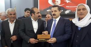 """Bakan Çelik: """"Viranşehirliler Ülkelerine Sahip Çıkacak"""""""