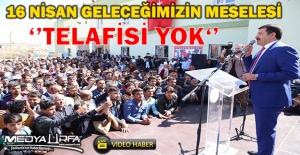 Başkan Ekinci Referandum İçin Eyyübiye'de Kamp Kurdu