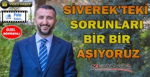 Başkan Yılmaz, Gündemi Sedat Atilla'ya Değerlendirdi